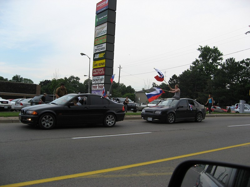 Russians in Toronto 4