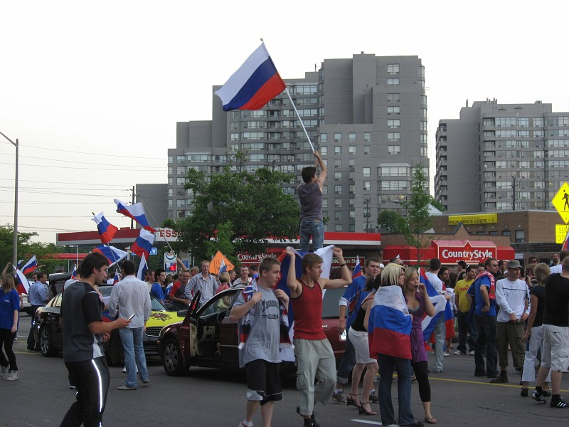 Russians in Toronto 8