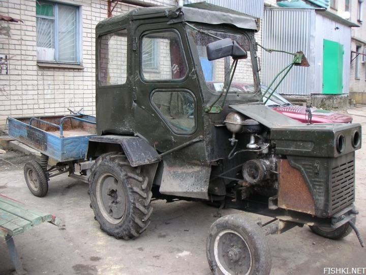 russian tractor 3