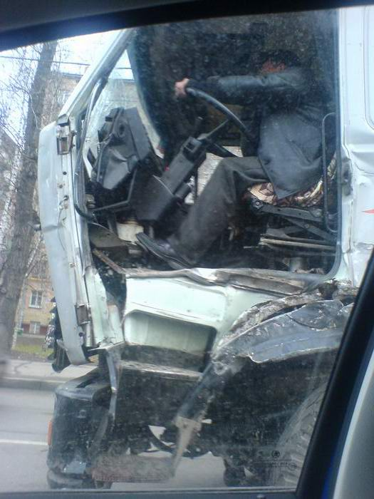 truck from moscow