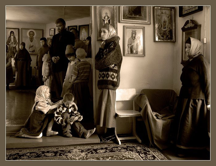 photos of Russian people living in villages 10