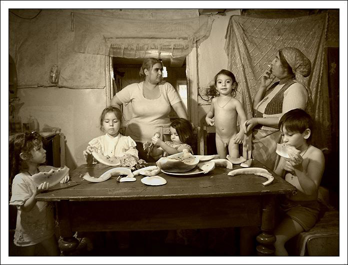 photos of Russian people living in villages 13