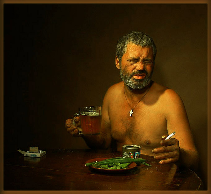 photos of Russian people living in villages 21