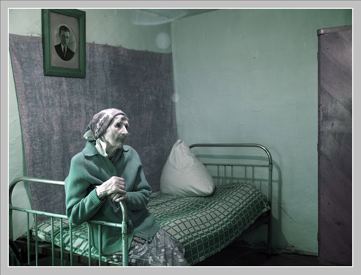 photos of Russian people living in villages 6