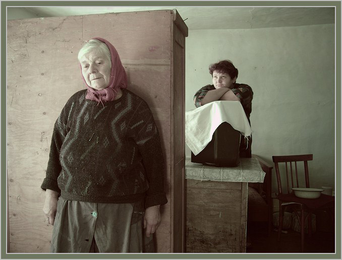 photos of Russian people living in villages 7