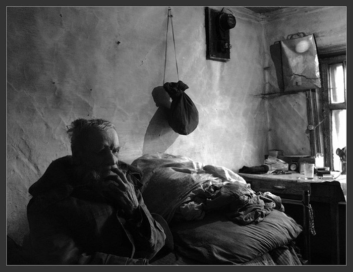 photos of Russian people living in villages 8