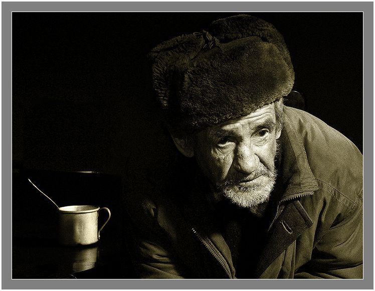 photos of Russian people living in villages 9