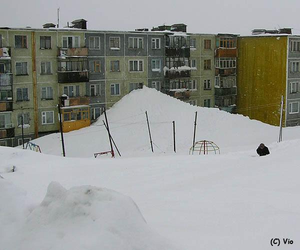 Russian Winter 1