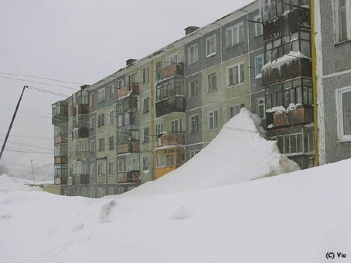 Russian Winter 2