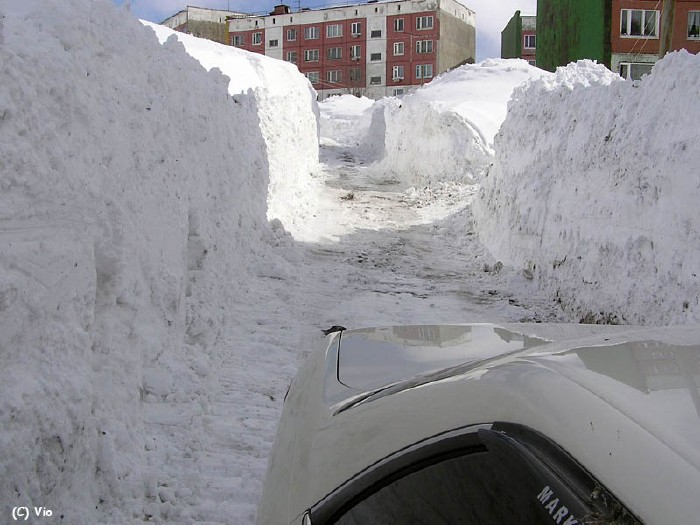 Russian Winter 8