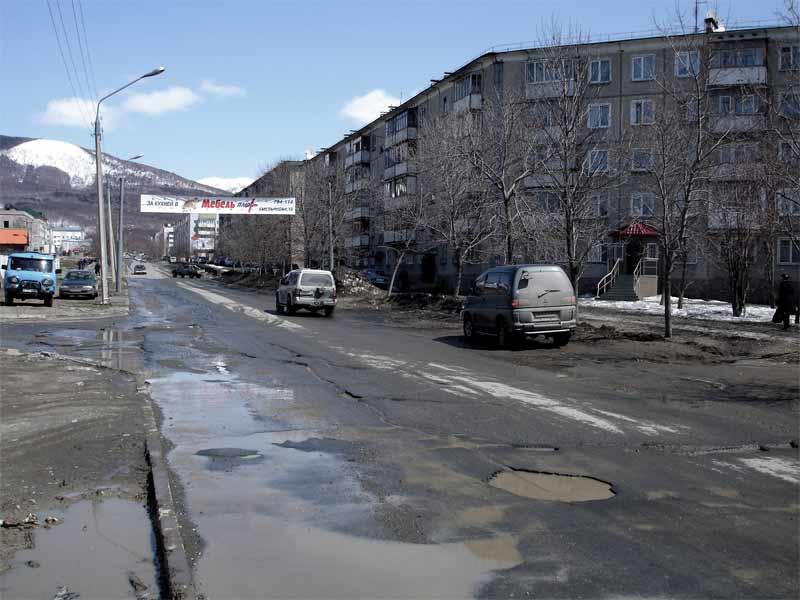 Russian Sakhalin 6