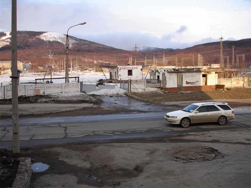 Russian Sakhalin 21