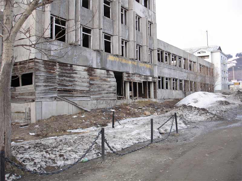 Russian Sakhalin 45