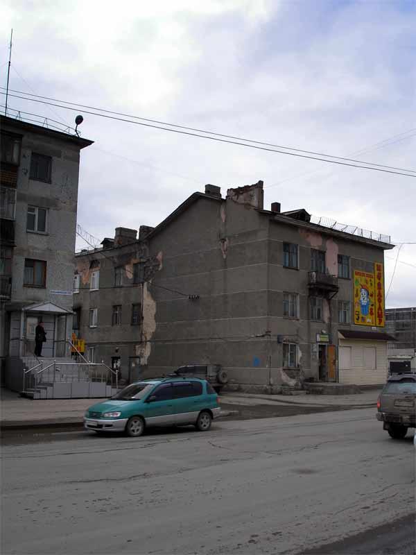 Russian Sakhalin 61