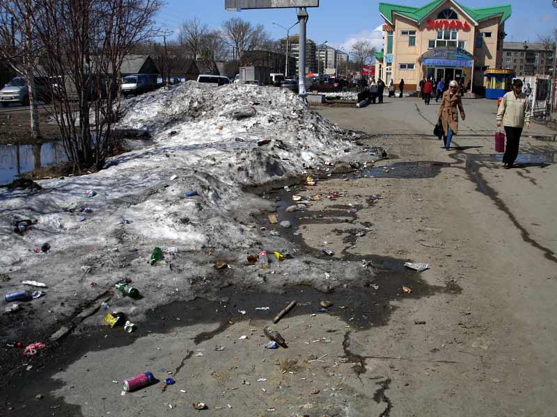 Russian Sakhalin 80