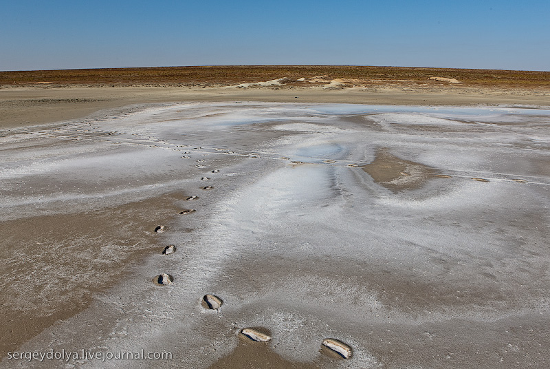 Russian salt lakes 12