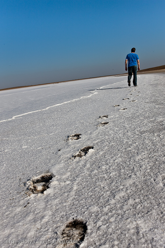 Russian salt lakes 18