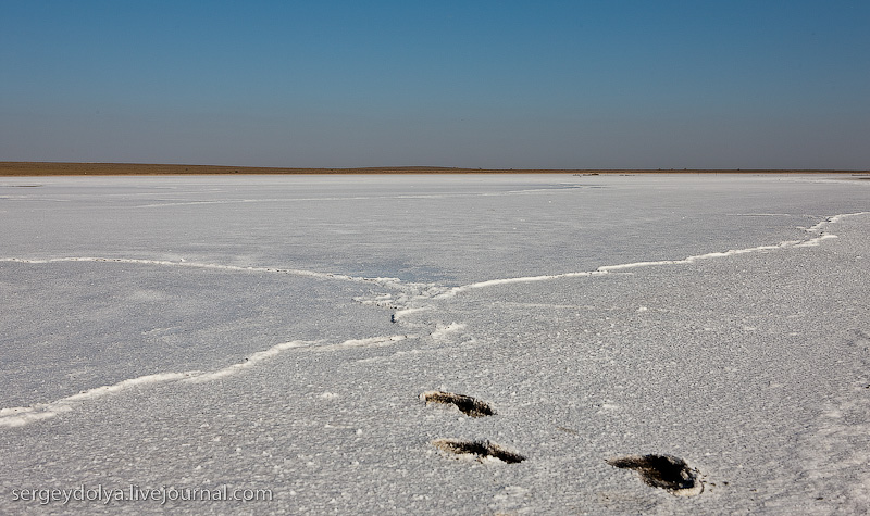 Russian salt lakes 3