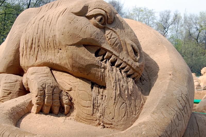 Sand Sculptures Festival 12