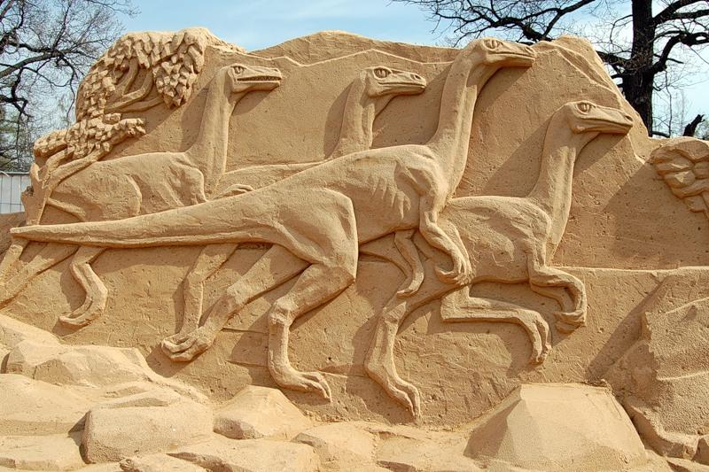 Sand Sculptures Festival 15