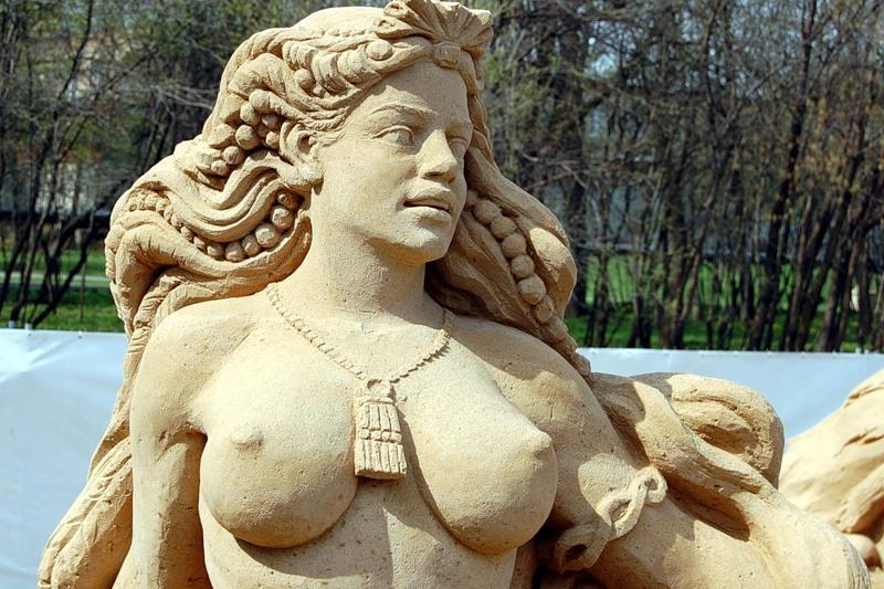 Sand Sculptures Festival 8