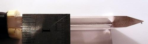 sapphire knife