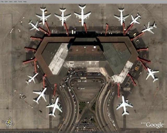 Moscow city, Sheremetjevo airport