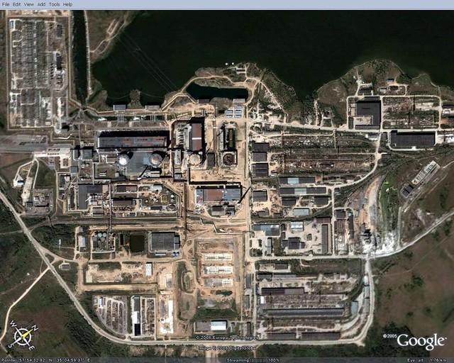 nuclear plant Udomlinskij