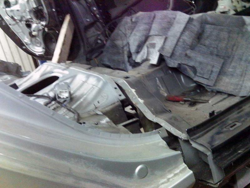 Saw 5: Korean Elantra Crash 52