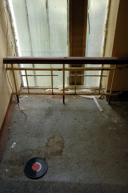 Russian school stays abandoned 21