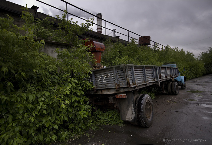 Russian abandoned cars 3