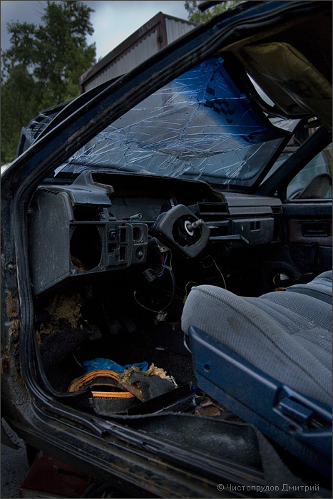 Russian abandoned cars 10