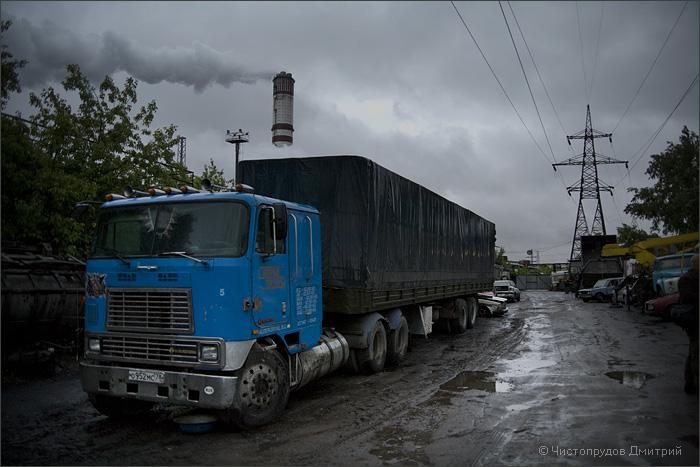 Russian abandoned cars 11