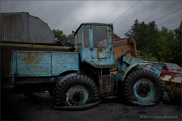 Russian abandoned cars 19