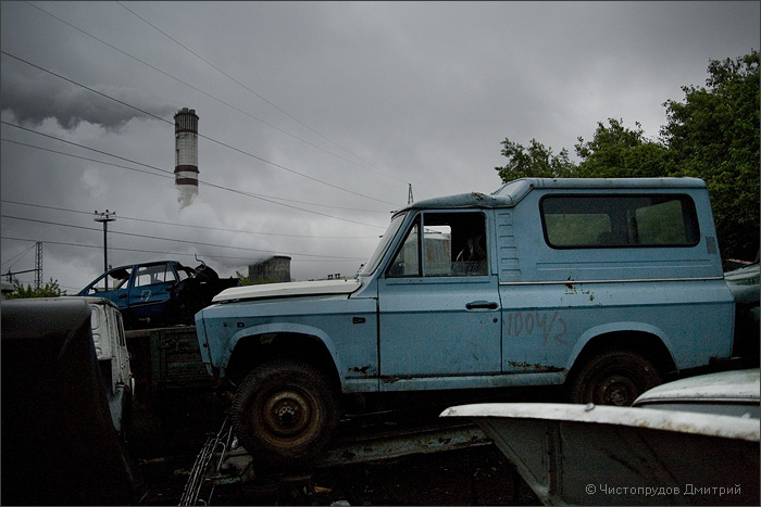 Russian abandoned cars 31