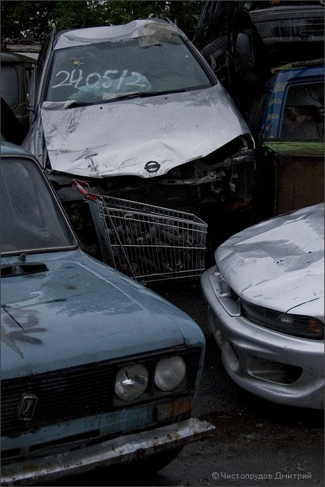Russian abandoned cars 32