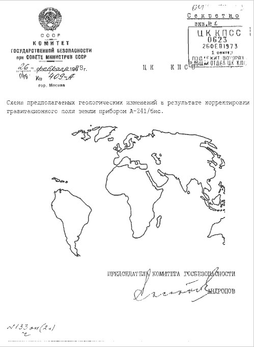 secret russian document