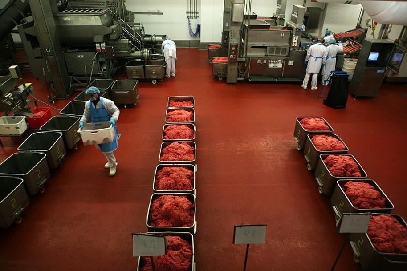 4993829198 f3470eb770 o Rahasia Proses Pembuatan Burger Mc Donald