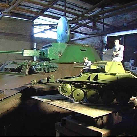 self made tank