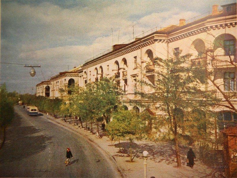 Sevastopol city in 1963 11