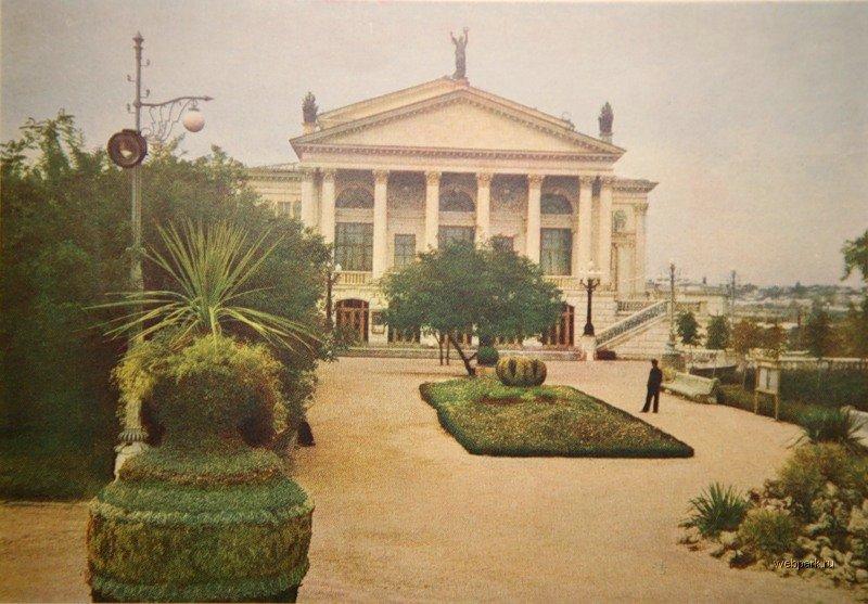 Sevastopol city in 1963 12