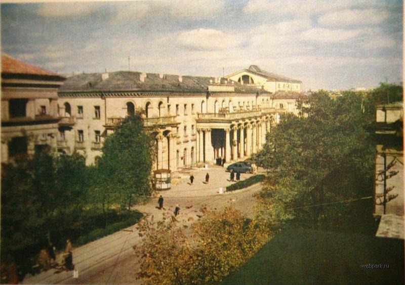 Sevastopol city in 1963 13