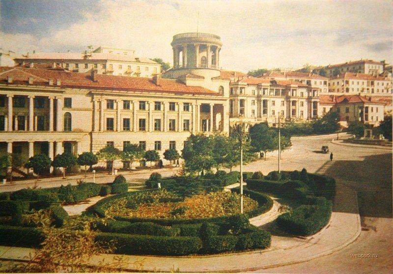 Sevastopol city in 1963 14