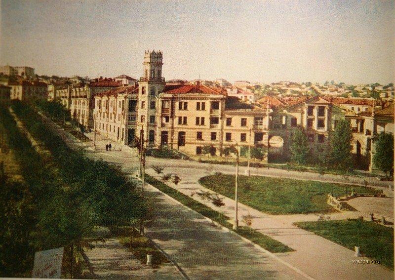 Sevastopol city in 1963 15