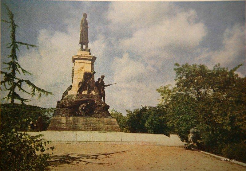 Sevastopol city in 1963 20