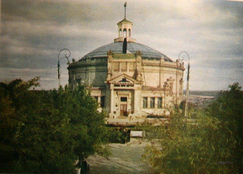 Sevastopol city in 1963 21