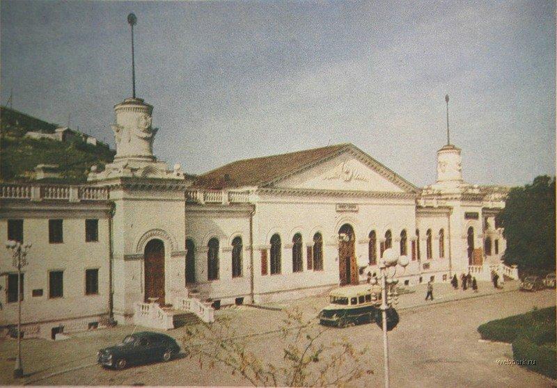 Sevastopol city in 1963 27