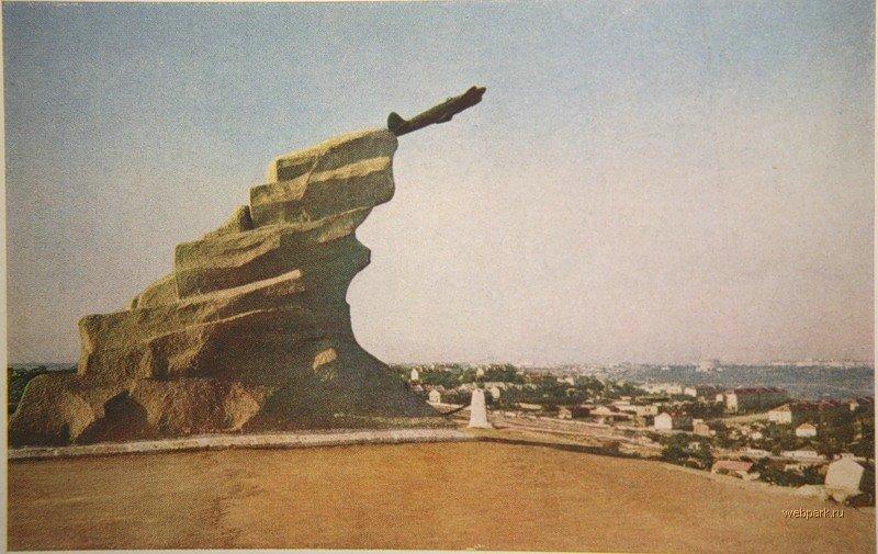 Sevastopol city in 1963 33