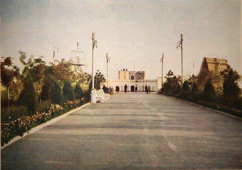 Sevastopol city in 1963 36