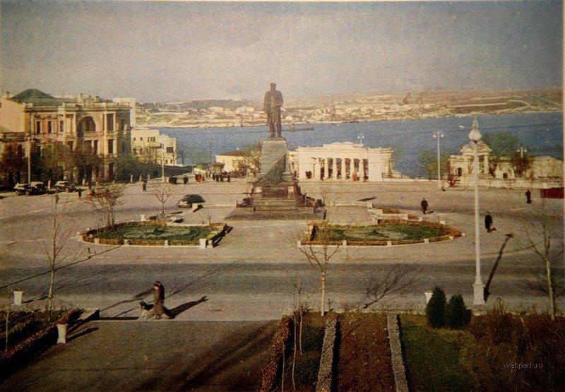 Sevastopol city in 1963 4